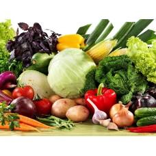 Как при покупке определить наличие нитратов в овощах.